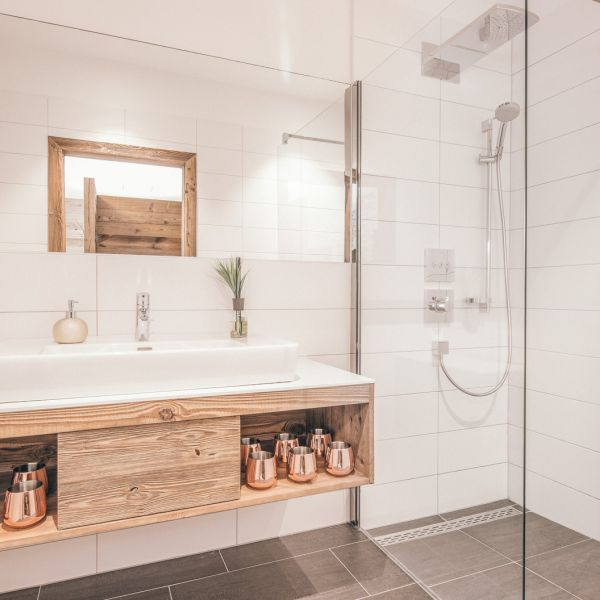 Badezimmer Liftplatzl Appartement